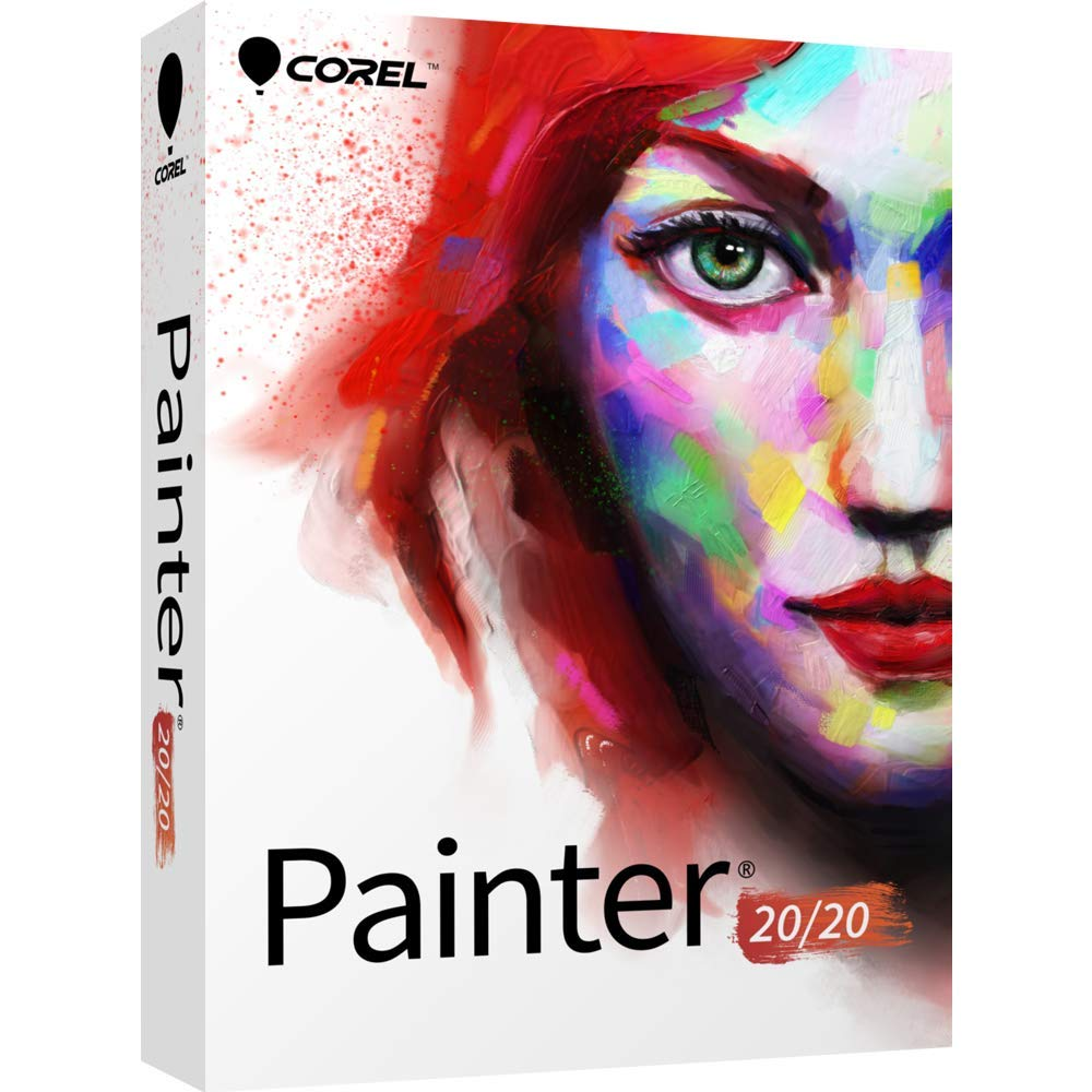 Corel Painter 2020 Digital Art Studio [PC/Mac Disc] by Corel