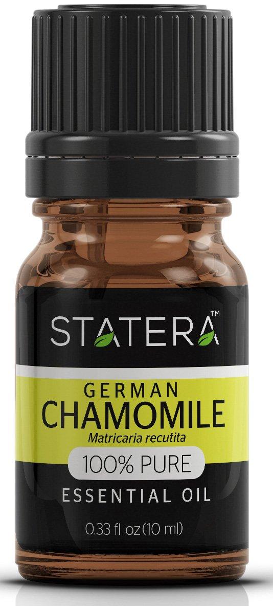 STATERA German Chamomile Essential Oil (Matricaria recutita). 100% Pure, Undiluted - 10 ML by STATERA