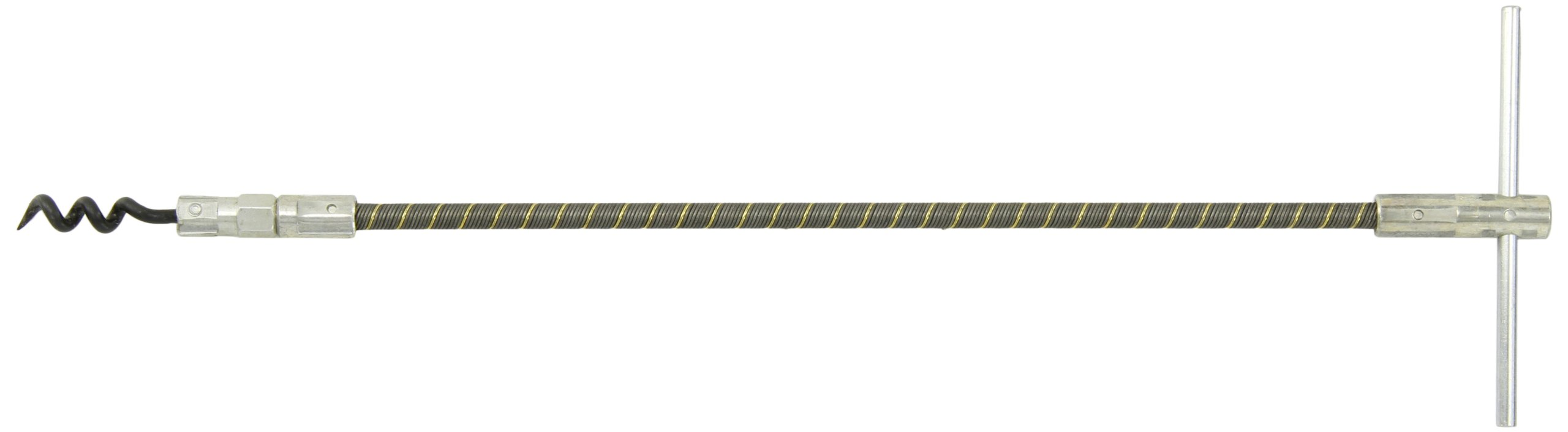 Palmetto 1103 Packing Extractor, Flexible Shaft, Removeable tip, Size F-3, 14-1/2 inch Length, for Packing Sizes 1/2 & up