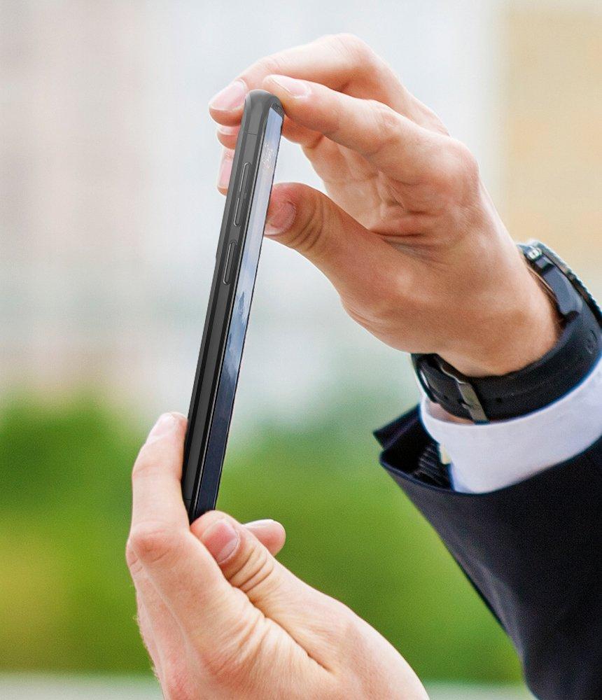 brand new 2d13d 88f55 Spigen Thin Fit 360 Case & Tempered Glass - Galaxy S9 & S9 Plus / S9+