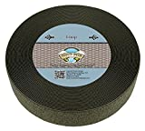 Country Brook Design 2 Inch Olive Drab Sew On Loop Only, 5 Yards