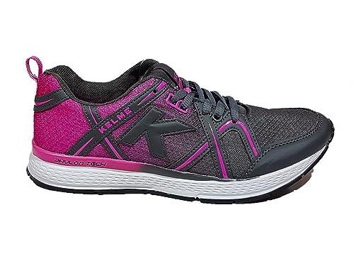 KELME - Zapatillas de Running Nayala Kelme Mujer: Amazon.es: Zapatos y complementos