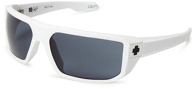 Spy Optic McCoy Wrap gafas de sol polarizadas (negro/Happy bronce polar W/