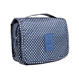 HaloVa Toiletry Bag Multifunction Cosmetic Bag Portable Makeup Pouch Waterproof Travel Hanging...