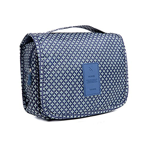 HaloVa Toiletry Bag Multifunction Cosmetic Bag Portable Makeup Pouch Waterproof...