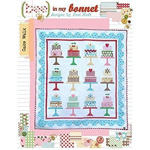Amazon.com: Cake Walk Quilt Pattern by Lori Holt Bee in my Bonnet : cake quilt pattern - Adamdwight.com