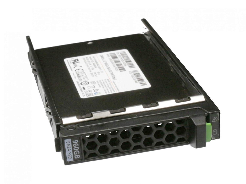 Fujitsu Server TX2550 M4 - Disco Duro SSD de 960 GB (2,5