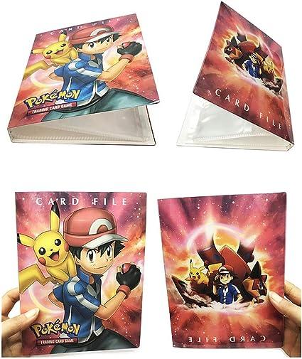 Porta carte Pokemon Album Cartella Raccoglitore Libro 30 pagine 240 Capacit/à di carte Venusaur