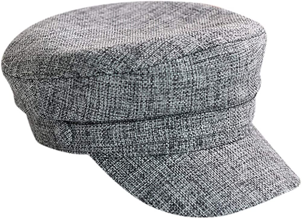 Vintage Women Newsboy Cap...