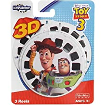 View-Master 3D > Toy Story 3 - 3pc set Reel [Toy]
