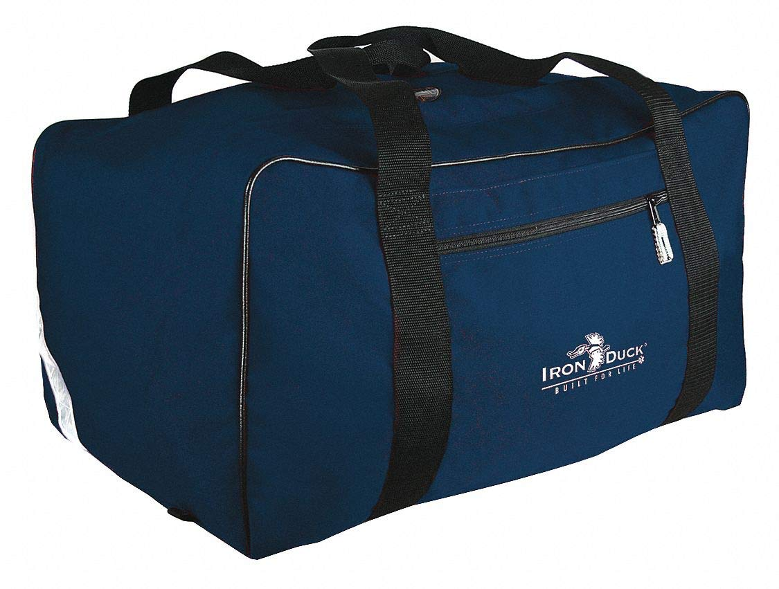 Gear Bag, Navy, 23'' L, 16'' W