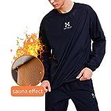 Amazon.com: 2Fit Traje de sudor resistente para sauna ...
