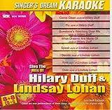 Hilary Duff & Lindsay Lohan - Karaoke CDG