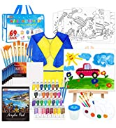69 Pack Kids Painting Set by Shuttle Art