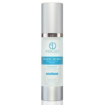 Amazon.com: Sérum de ácido hialurónico para piel, 100% puro ...