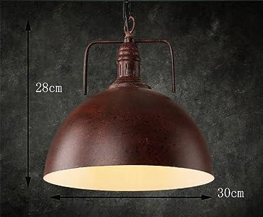 Lampenschirme Klein Kronleuchter ~ Natood retro industrie stil kronleuchter bar lid lampenschirm