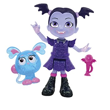 Vampirina - Figuras Vampirina y sus amigos (Bandai 78122 ...