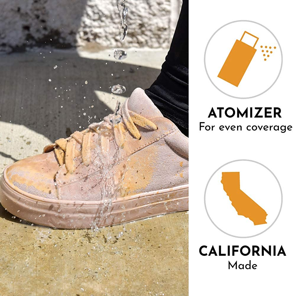 X Water & Stain Repellent, 6.8 oz - Sneaker Protector For All Shoe Materials!: Shoes