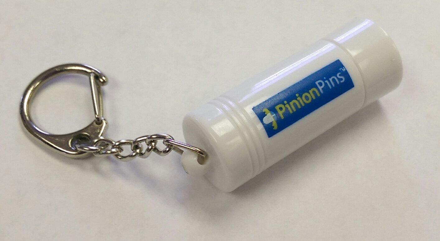 ¡Sistema de prendedores Magnético Pinion (Juego de 8) clips de edredón, cierre para decoraciones, ropa y mucho más!