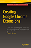 Creating Google Chrome Extensions