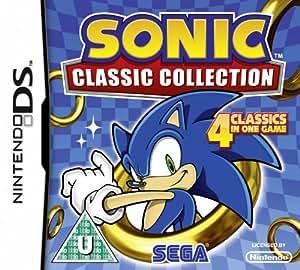 Sonic Classic Collection (Nintendo DS) [Importación inglesa]
