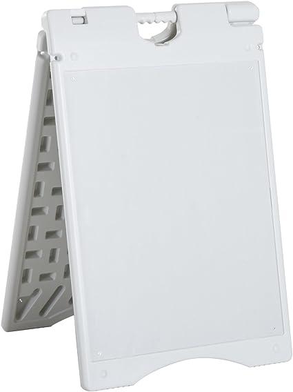 Amazon.com: Vinsetto - Cartel de plástico plegable de 36.0 x ...