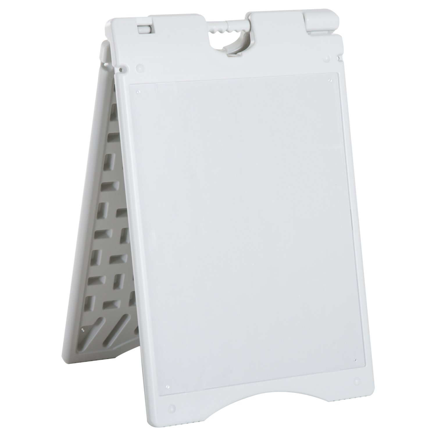 Vinsetto 36'' x 24 Plastic Folding A-Frame Sandwich Board Sidewalk Sign by Vinsetto