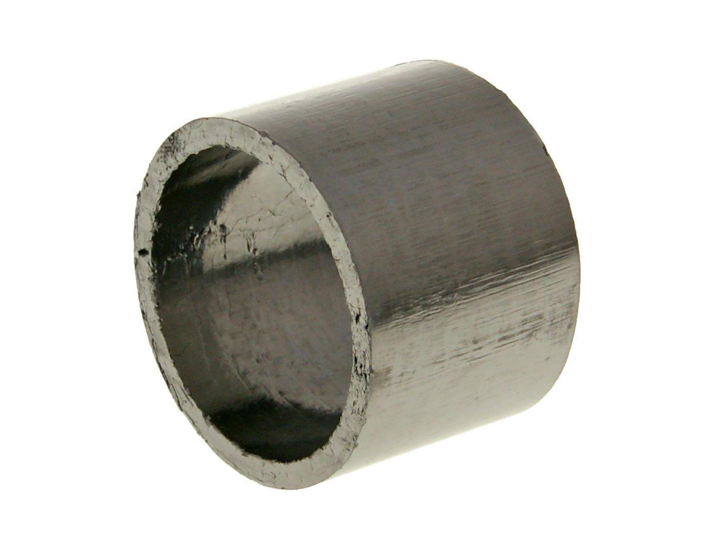 Guarnizione scarico connettore 29/X 34/X 25/mm grafite