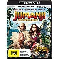 Jumanji  Welcome to the Jungle (4K Ultra HD)