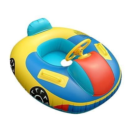 Amazon.com: qhyk Anillo de natación entrenador asiento de ...