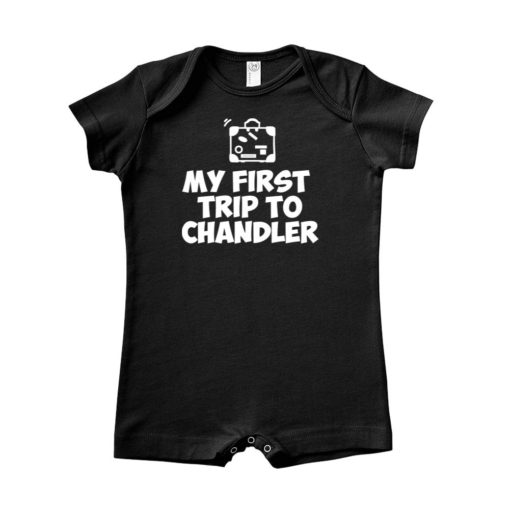 Baby Romper Mashed Clothing My First Trip to Chandler