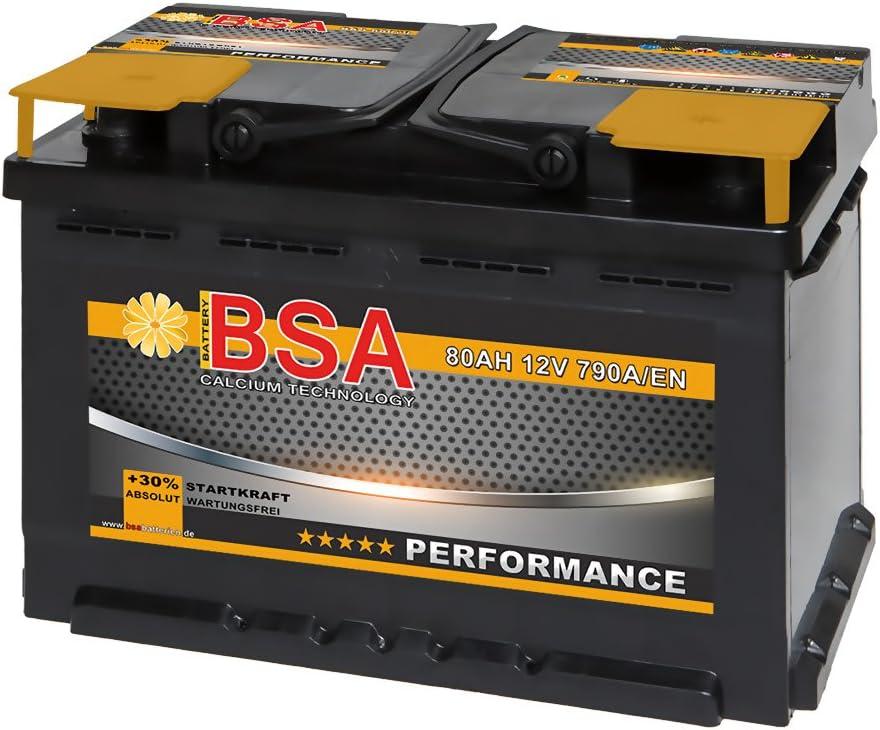 30/% Power Starterbatterie statt 70Ah 72Ah 74Ah 75Ah 77Ah Autobatterie 80Ah 12V