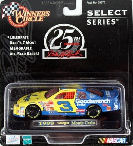 Dale Earnhardt 1999 Car by Hasbro