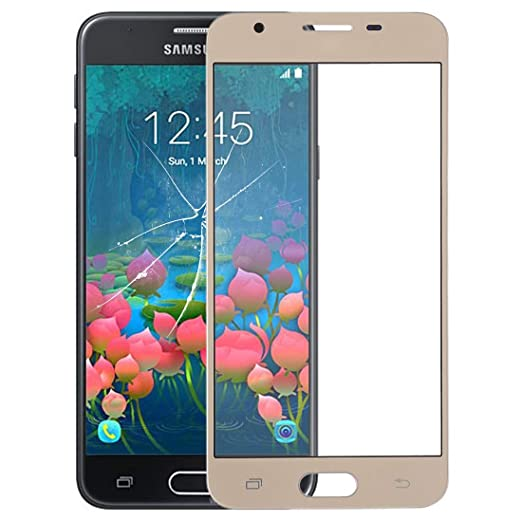 Front Lcd Touch Screen Glass Lens For Samsung J5 Prime