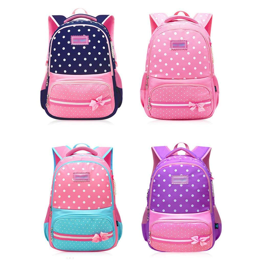 Amazon.com: Backpack - Student Girl Cute Princess Bag Ultra Light Large Capacity Multi-Layer Backpack [Multi-Color Optional] (Color : F): Sports & Outdoors