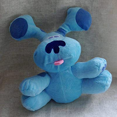 "in Hand Blue Dog ~Blue Clues~ 8"" 20cm Plush Toy Doll Best Gift: Arts, Crafts & Sewing"