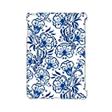 Generice For Ipad Mini3 Design Blue And White Porcelain 3 For Kid Shells High Quality Plastic