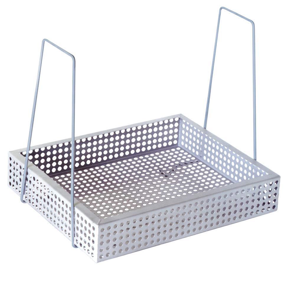 URWB-1 Standard Sani-Matic COP Parts Basket Bead Blast 3//8 Diameter Perforation
