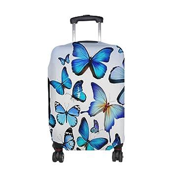 Coosun Art Papillon Bleu Coloré Dessin Belle Impression De