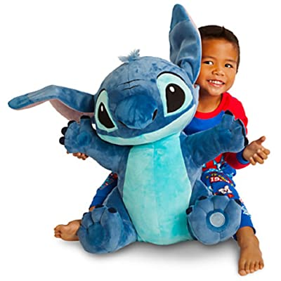 Disney - Stitch Plush - Lilo and Stitch - Large - 19'' - New: Toys & Games