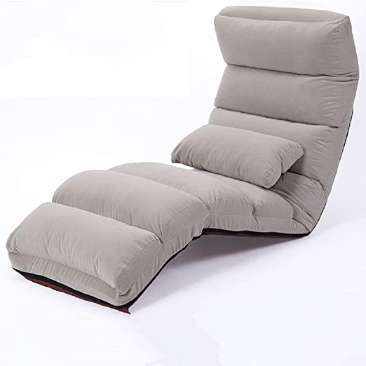 MailLOVE 1 Paquete, de Color Gris, Chaise Longue Plegable de ...