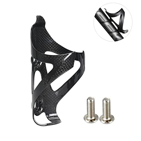 2X Road//Mountain Carbon Water Bottle Holder Glossy Bike Bottle Cage Cycling MTB