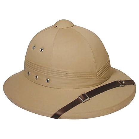 Amazon.com   Liberty Mountain Pith Helmet (Khaki)   Climbing Helmets ... 72231674277