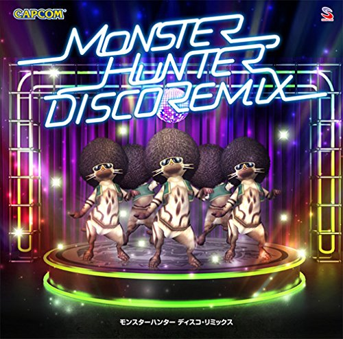 MONSTER HUNTER DISCO REMIXの商品画像