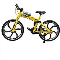 NUOBESTY Mini Bicicleta Dedo Bicicleta de montaña Juguetes
