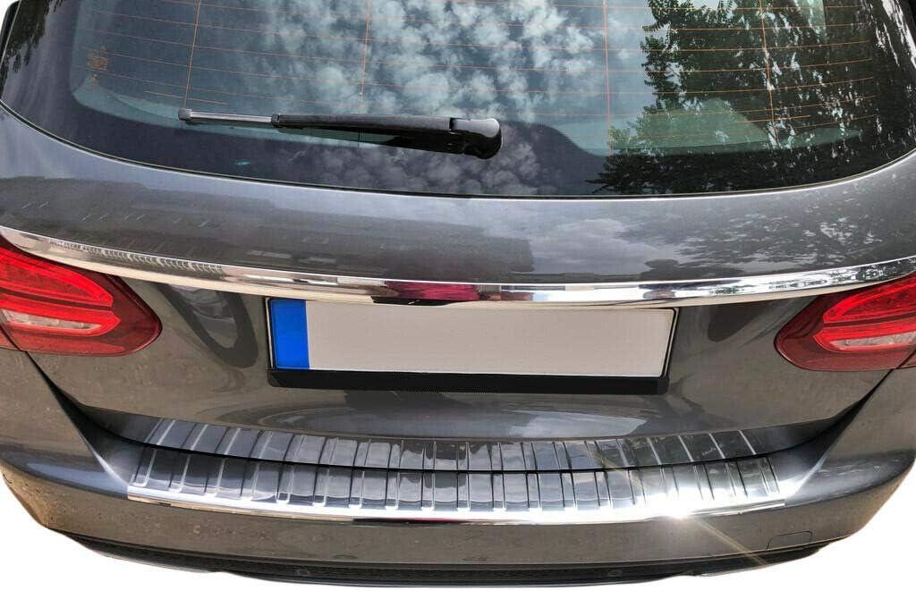 06.2008-2012 Large Recambo CT-LKS-1350 Protection de seuil de Chargement en Acier Inoxydable chrom/é pour Mercedes Classe A W169 MOPF