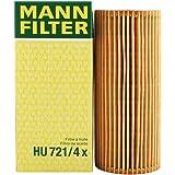 Mann Filter HU721/4X Filtre à Huile