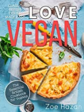 Vegan: The Essential British Cookbook for Vegans