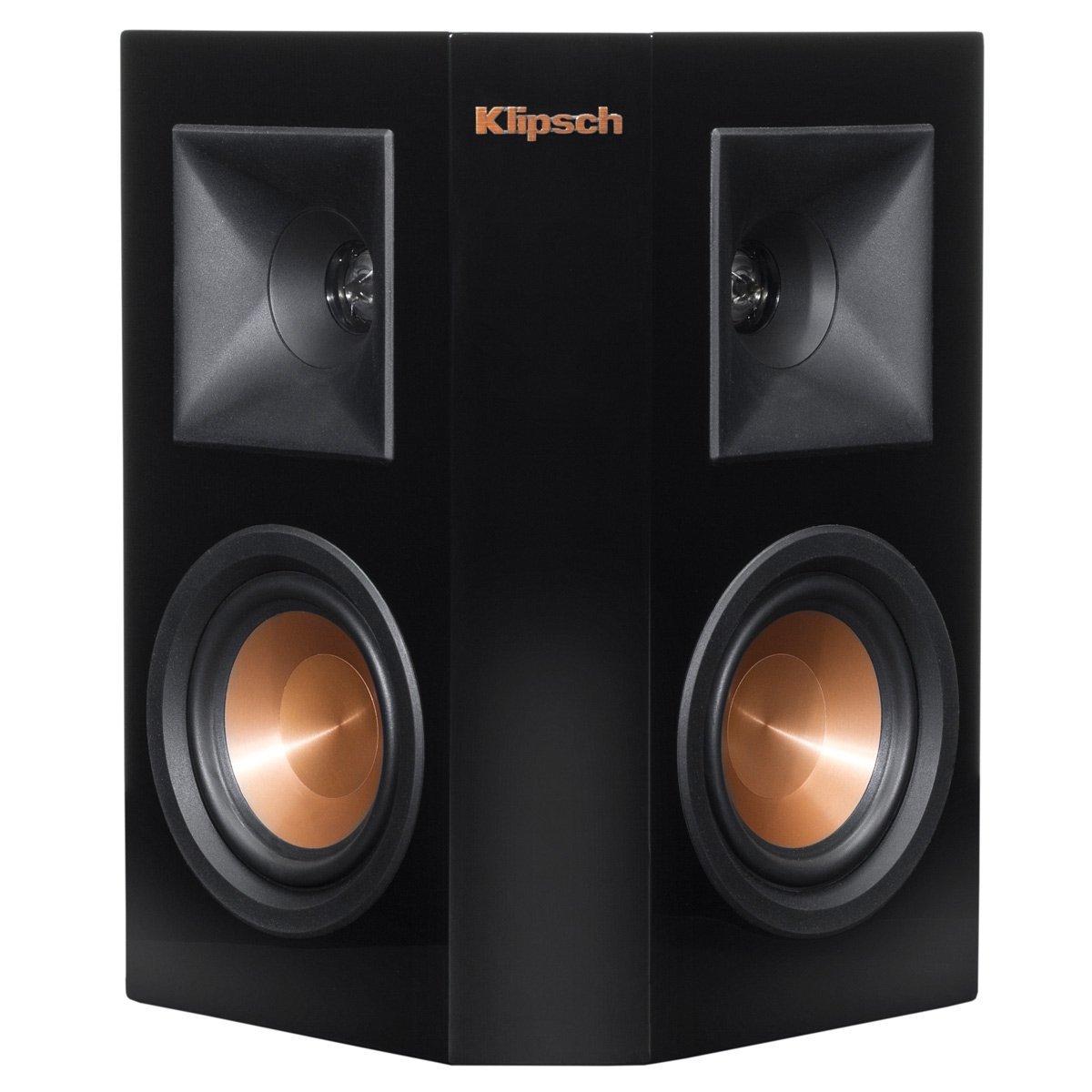 Klipsch RP-240S Piano Black Surround Speaker - Each by Klipsch