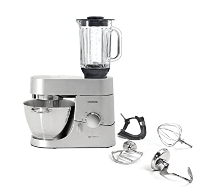 Kenwood Kmc050 Keukenmachine Chef Titanium Amazon Co Uk Kitchen Home